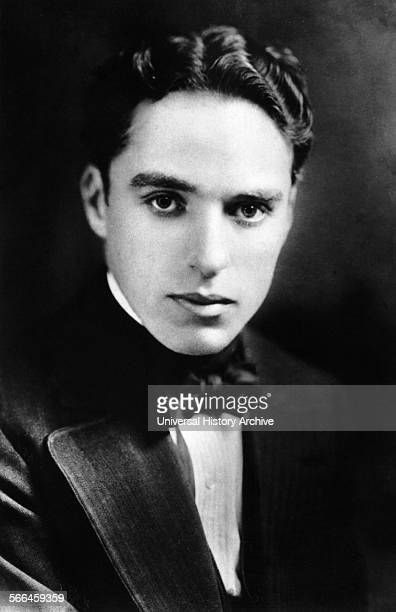 Photograph of Sir Charles Spencer 'Charlie' Chaplin English actor comedian and filmmaker who rose to fame in the silent era Dated 1917