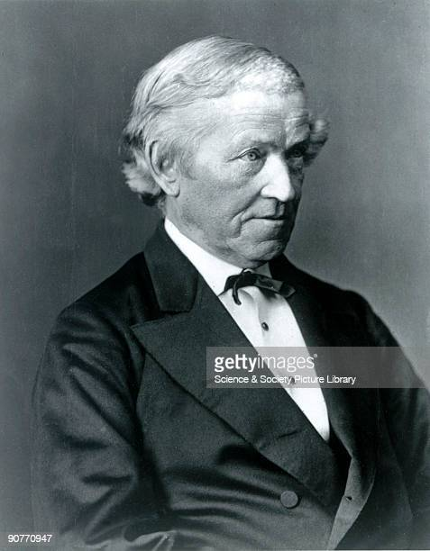 Photograph of Sir Charles Wheatstone a pioneer of electric telegraphy In 1837 together with William Fothergill Cooke he patented the fiveneedle...