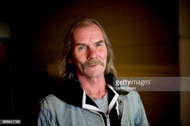 TORONTO ON MARCH 30 Photograph of Tim Kay who lost his longtime job as a window âe installer three years ago due to failing health He says a basic...