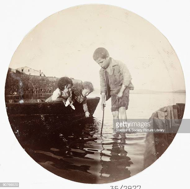 Photograph taken with a Kodak No 1 camera towards the end of the 19th century The Kodak No 1 invented by George Eastman is perhaps the most...