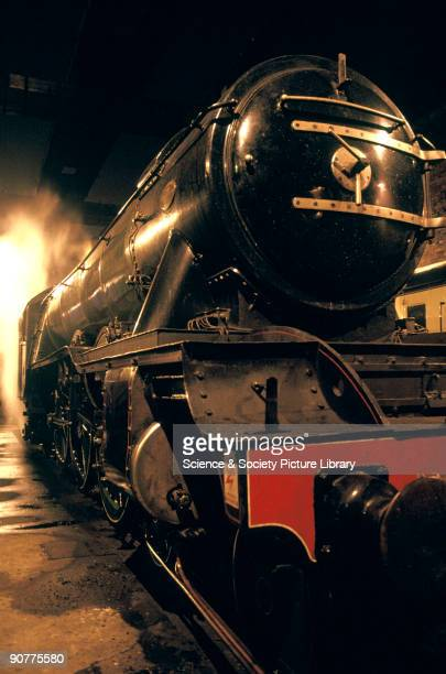 Photographed at the National Railway Museum York