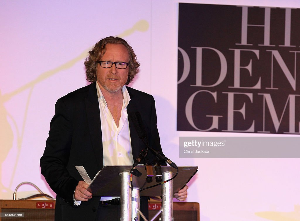 Photographer Alistair Morrison attends Hidden Gems Photography Gala Auction in support of Variety Club at St Pancras Renaissance Hotel on November 30, 2011 in London, England.