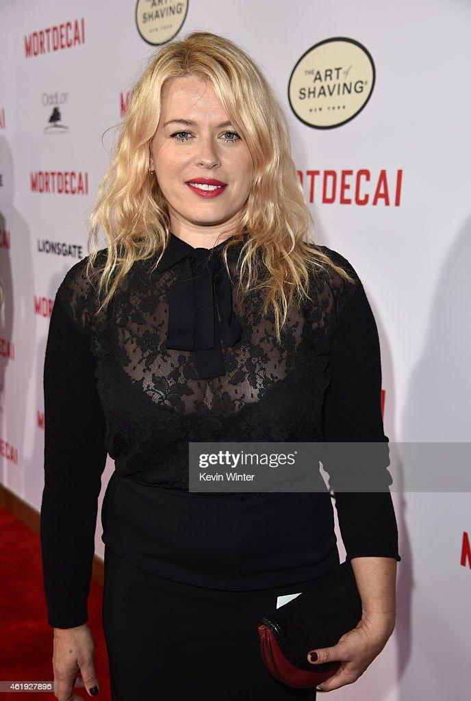 "Premiere Of Lionsgate's ""Mortdecai"" - Red Carpet"