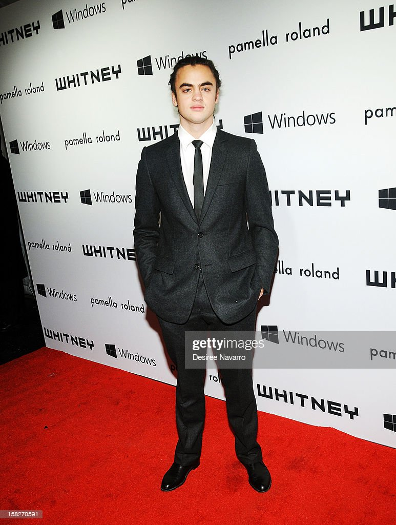 Photographer and Co-Chair Michael Avedon attends the 2012 Whitney Museum Of American Art Studio Party at The Whitney Museum of American Art on December 11, 2012 in New York City.