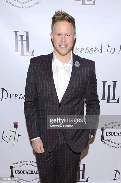 Photographer Andrew Werner attends Dressed To Kilt Ball Fashion Show presented by Usquaebach Scotch Whisky The High Line Hotel SugarBearHair at The...