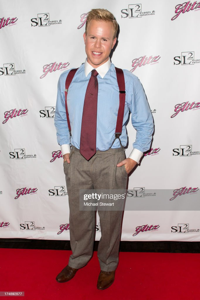 Photographer Andrew Werner attends Johnny Weir & Victor Weir-Voronov's Birthday Celebration at Soho Grand Hotel on July 27, 2013 in New York City.