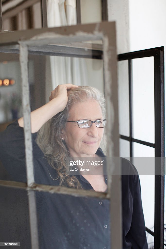 Photographer <a gi-track='captionPersonalityLinkClicked' href=/galleries/search?phrase=Annie+Leibovitz&family=editorial&specificpeople=549168 ng-click='$event.stopPropagation()'>Annie Leibovitz</a> is photographed for Los Angeles Times on February 28, 2014 in Los Angeles, California. PUBLISHED IMAGE.