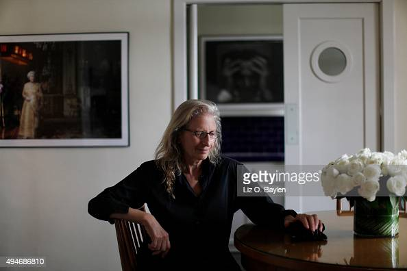 Photographer Annie Leibovitz is photographed for Los Angeles Times on February 28 2014 in Los Angeles California PUBLISHED IMAGE CREDIT MUST READ Liz...