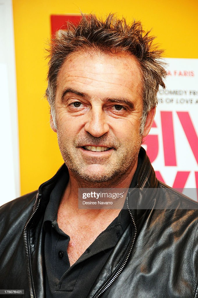Photographer Antoine Verglas attends the 'I Give It A Year' New York Screening at the Crosby Street Theater on July 30, 2013 in New York City.