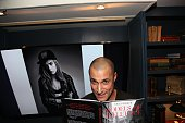 Photographer author and media personality Nigel Barker attends his 'Models Of Influence' book release event with Kirkland Ellis at Soho House on...