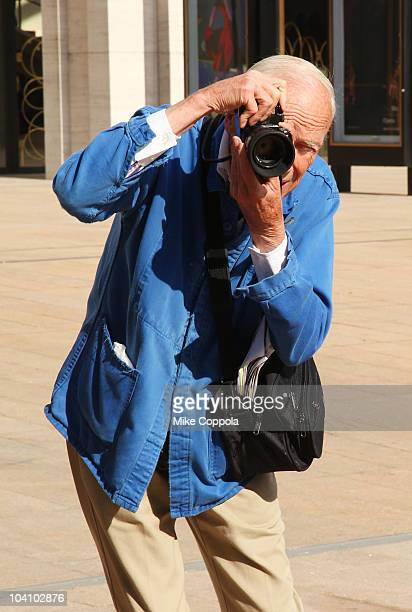 Bill Cunningham Photographer Stock Photos And Pictures