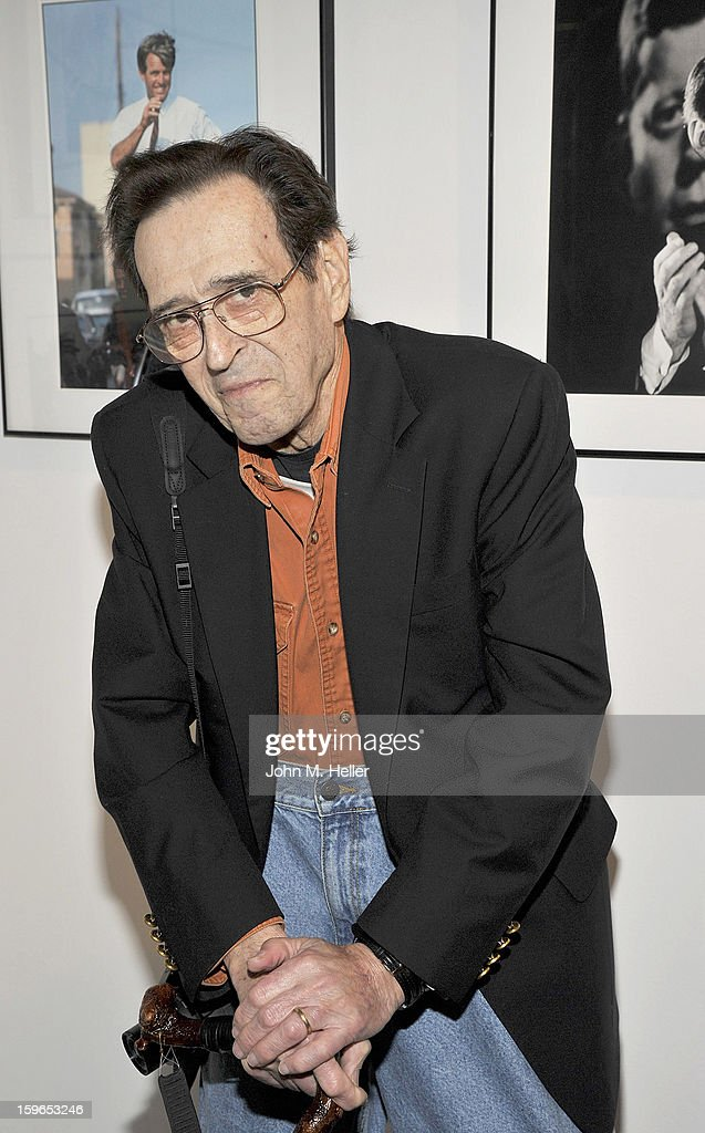 Photographer Bill Eppridge attends the Opening Reception For Photo