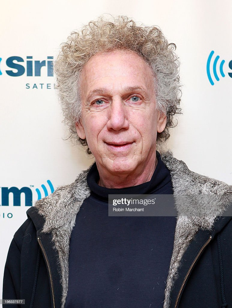Photographer Bob Gruen visits the SiriusXM Studios on November 13, 2012 in New York City.