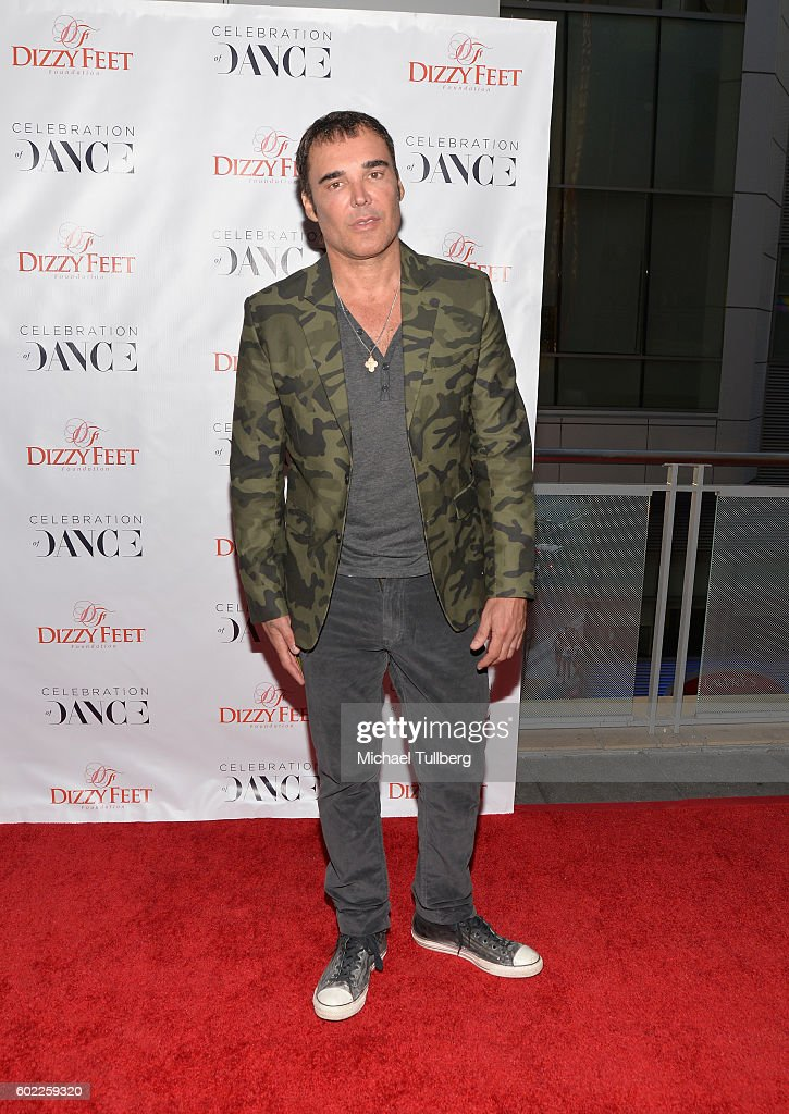 Photographer David LaChapelle attends the 6th Annual Celebration of Dance Gala presented by The Dizzy Feet Foundation at The Novo by Microsoft on September 10, 2016 in Los Angeles, California.