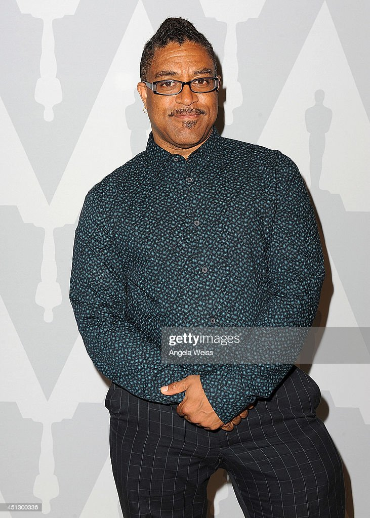 Photographer David Lee attends the Academy of Motion Picture Arts And Sciences' Screens '25th Hour' & 'WAKE UP! David C. Lee Photographs of the Films of Spike Lee' at Linwood Dunn Theater at the Pickford Center for Motion Study on June 26, 2014 in Hollywood, California.
