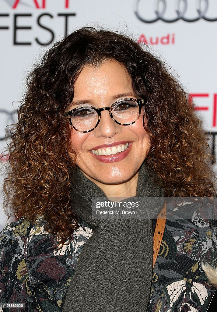 Photographer Dawn Jones attends the special tribute to Sophia Loren during the AFI FEST 2014 presented by Audi at Dolby Theatre on November 12 2014...