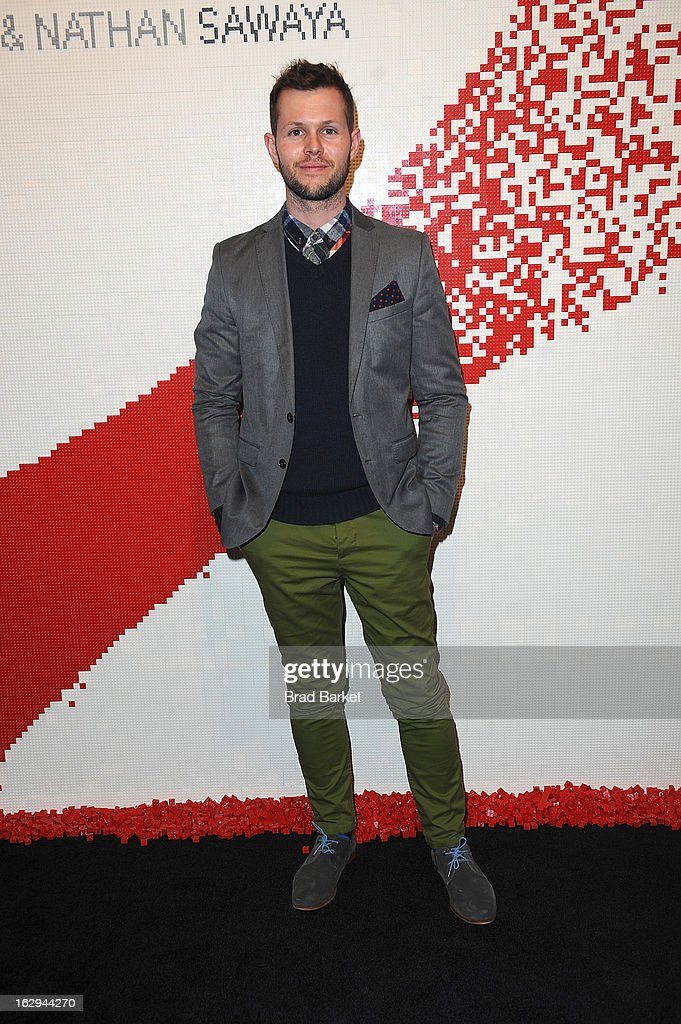 Photographer Dean West attends the In Pieces Exhibition Opening at Openhouse Gallery on March 1, 2013 in New York City.