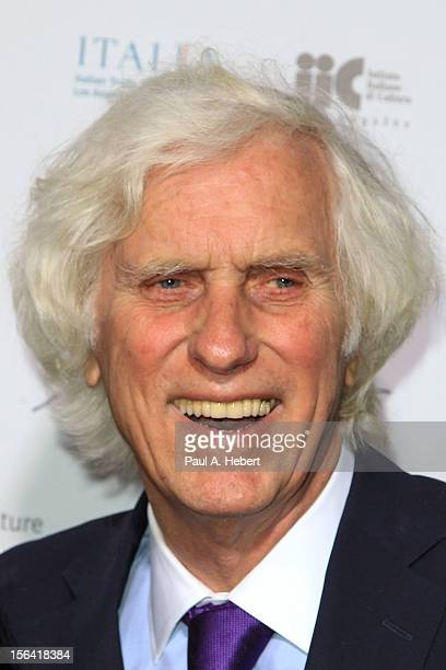 Photographer Douglas Kirkland arrives to the 2012 Cinema Italian Style Opening Night Gala Screening Of 'Caesar Must Die' at the Egyptian Theatre on...