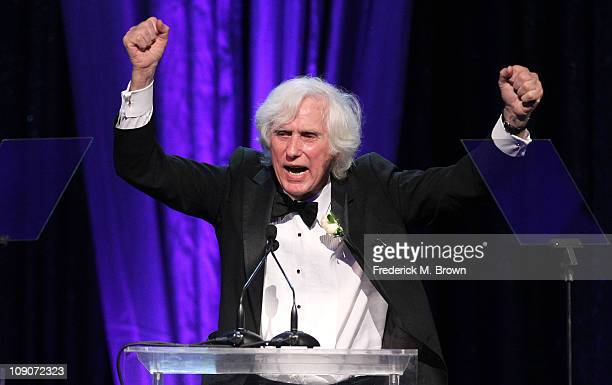 Photographer Douglas Kirkland is being honored with the Presidents Award during the 25th Annual American Society of Cinematographers Awards at...