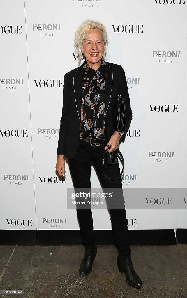 Vogue Italia Opening Night Exhibition