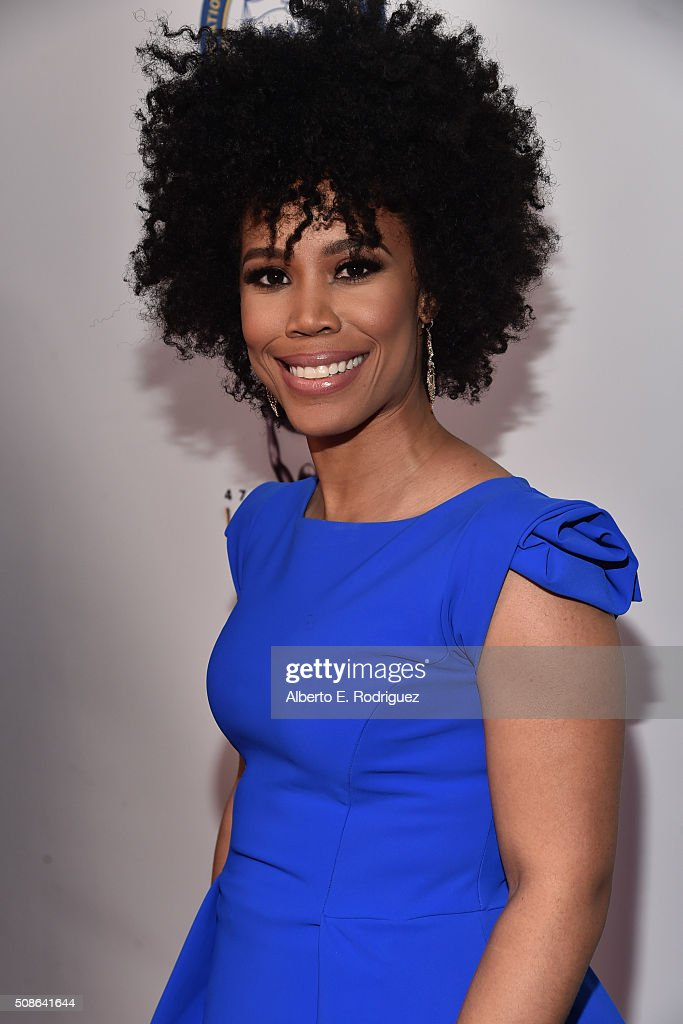 Photographer Eunique Jones Gibson attends the 47th NAACP Image Awards presented by TV One at Pasadena Civic Auditorium on February 5, 2016 in Pasadena, California.