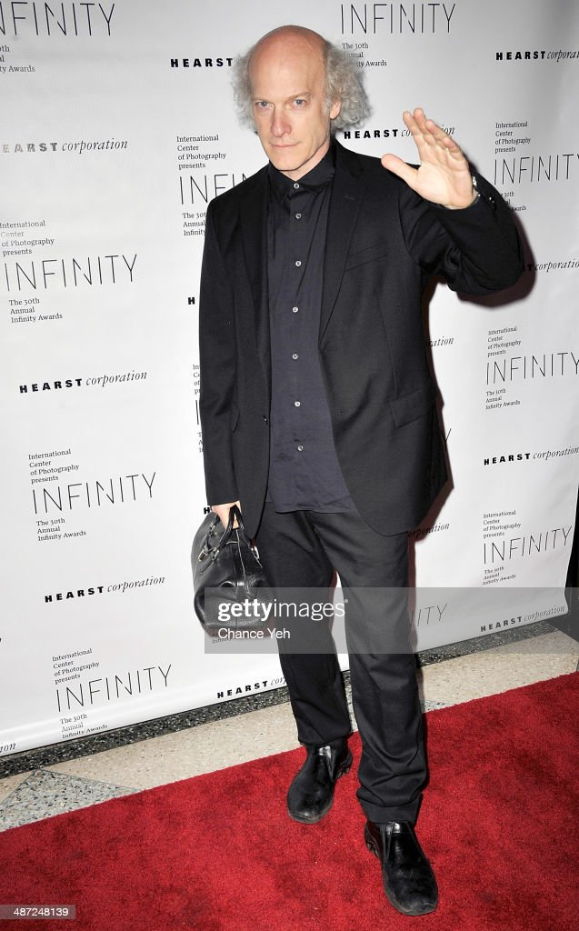 Photographer Filmmaker Timothy GreenfieldSanders attends 30th Annual International Center of Photography Infinity Awards at Pier Sixty at Chelsea...