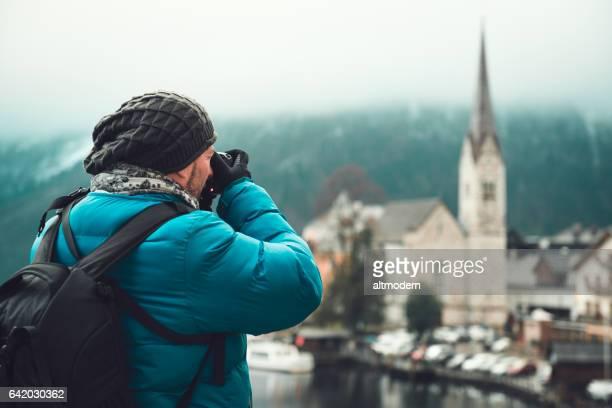 Photographe à Hallstatt en Autriche