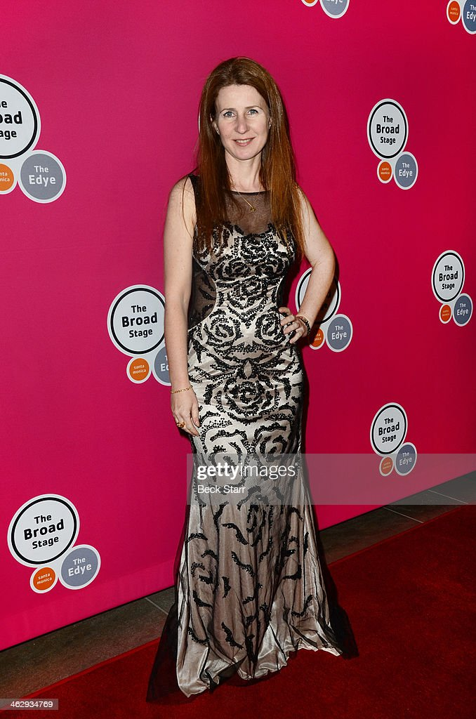 Photographer Isabelle Ruen attends the opening night of 'An Iliad' at The Eli and Edythe Broad Stage on January 15, 2014 in Santa Monica, California.