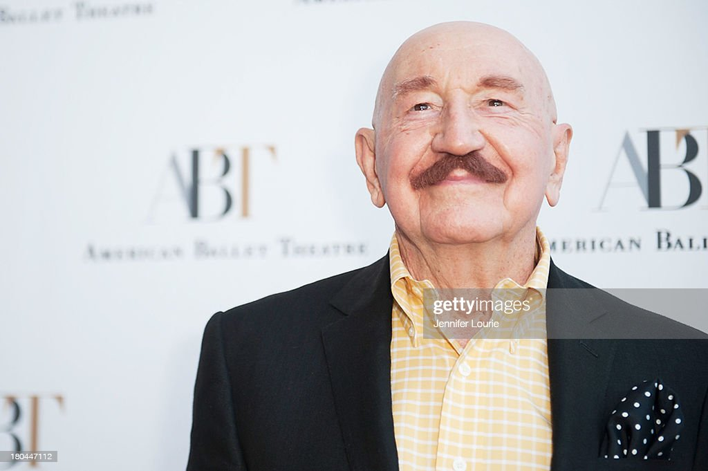 Photographer John Palatinus arrives at the American Ballet Theatre's Annual Fundraiser 'Stars Under the Stars: An Evening in Los Angeles' at private residence on September 12, 2013 in Beverly Hills, California.