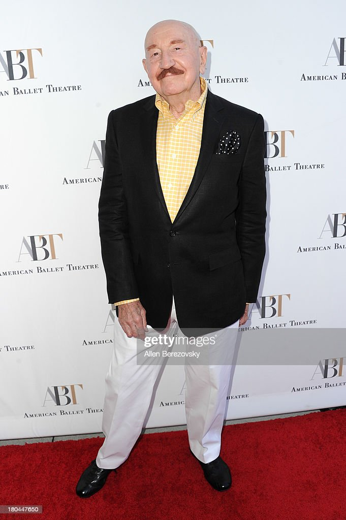 Photographer John Palatinus attends American Ballet Theatre's annual 'Stars Under The Stars: An Evening In Los Angeles' event on September 12, 2013 in Hollywood, California.