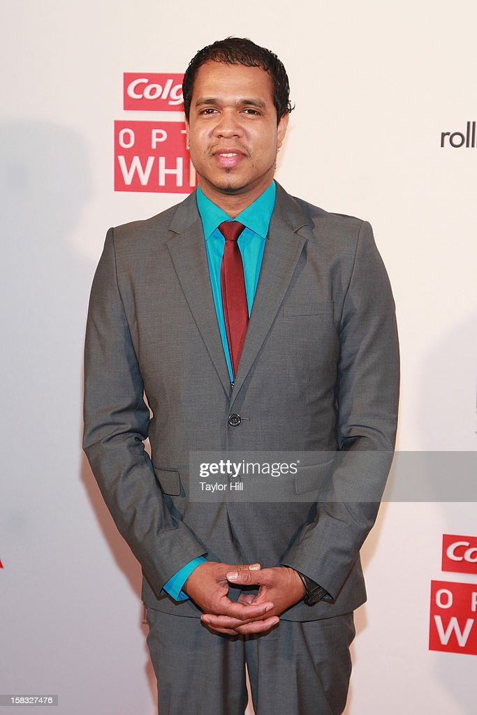 Photographer Johnny Nunez attends the 2012 Mirror Mirror Awards at The Union Square Ballroom on December 12, 2012 in New York City.
