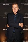 Photographer Mario Testino attends the Macallan Masters of Photography Mario Testino Edition Launch Event at Gramercy Terrace at The Gramercy Park...