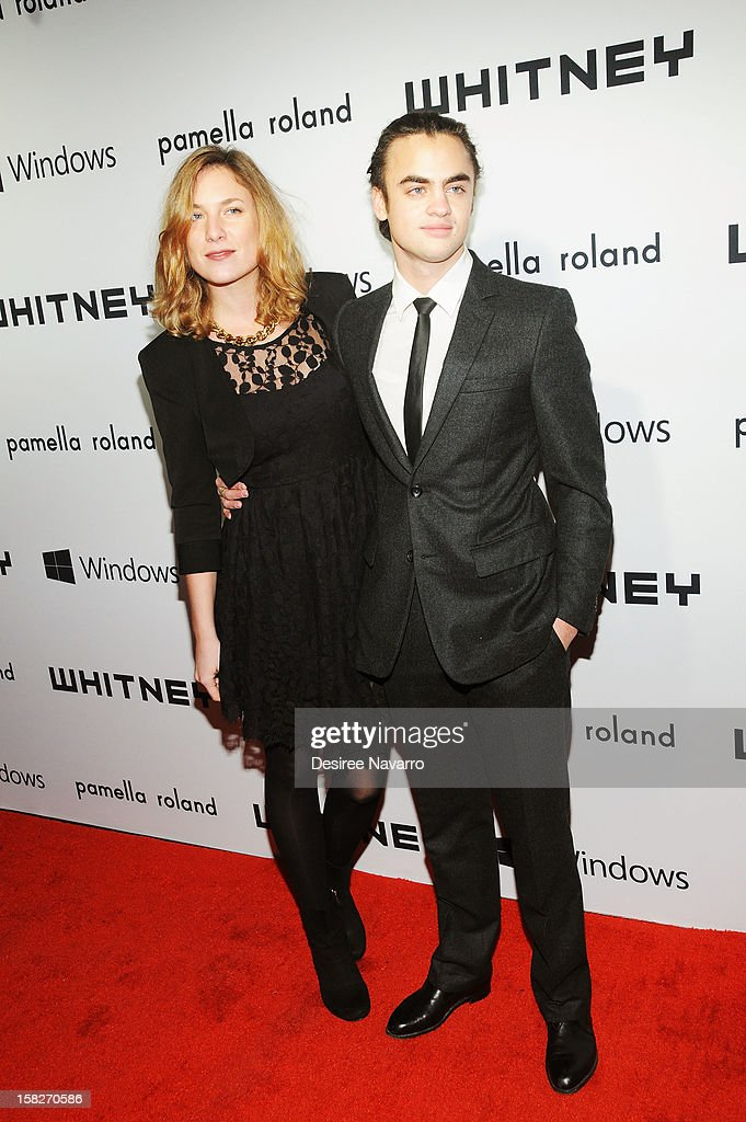 Photographer Michael Avedon attends the 2012 Whitney Museum Of American Art Studio Party at The Whitney Museum of American Art on December 11, 2012 in New York City.