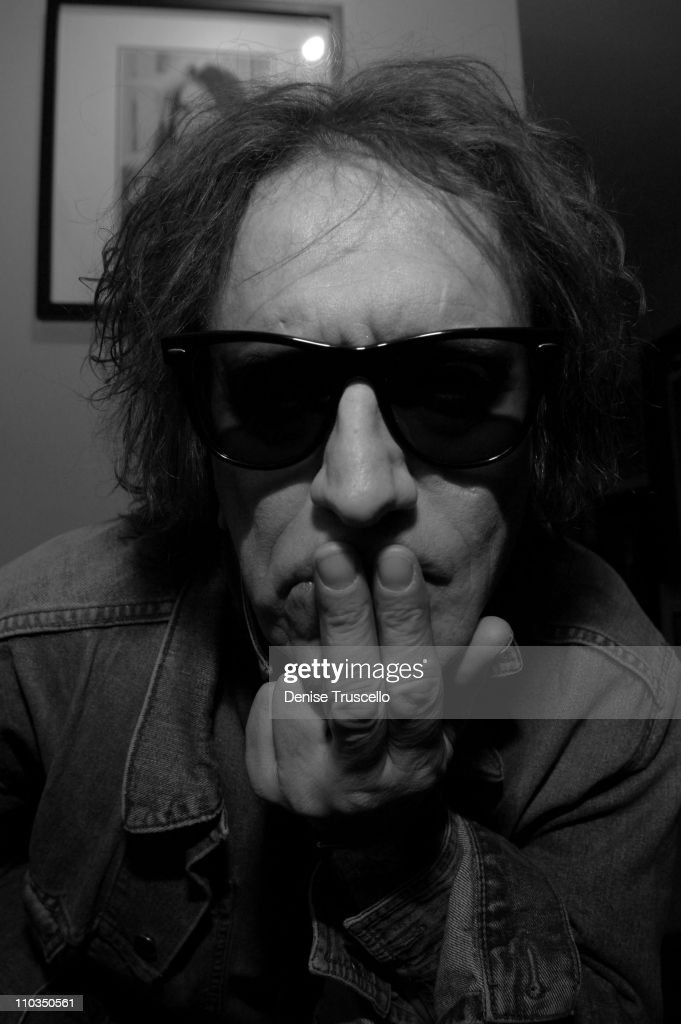 """Mick Rock's """"Rock N Roll Eye"""" Exhibit Opening at Symbolic Gallery"""