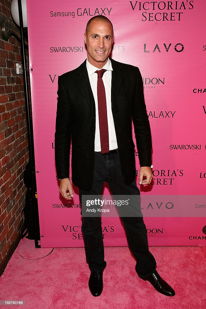Photographer Nigel Barker attends the after party for the 2012 Victoria's Secret Fashion Show at Lavo NYC on November 7, 2012 in New York City.