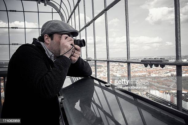 photographer over Berlin