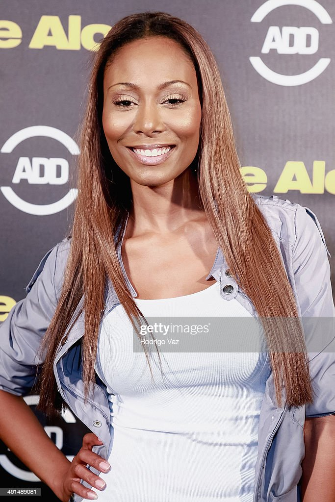 Photographer Phoenix White attends the ADD Comedy Live! Special Screening of 'Ride Along' on January 8, 2014 in Los Angeles, California.