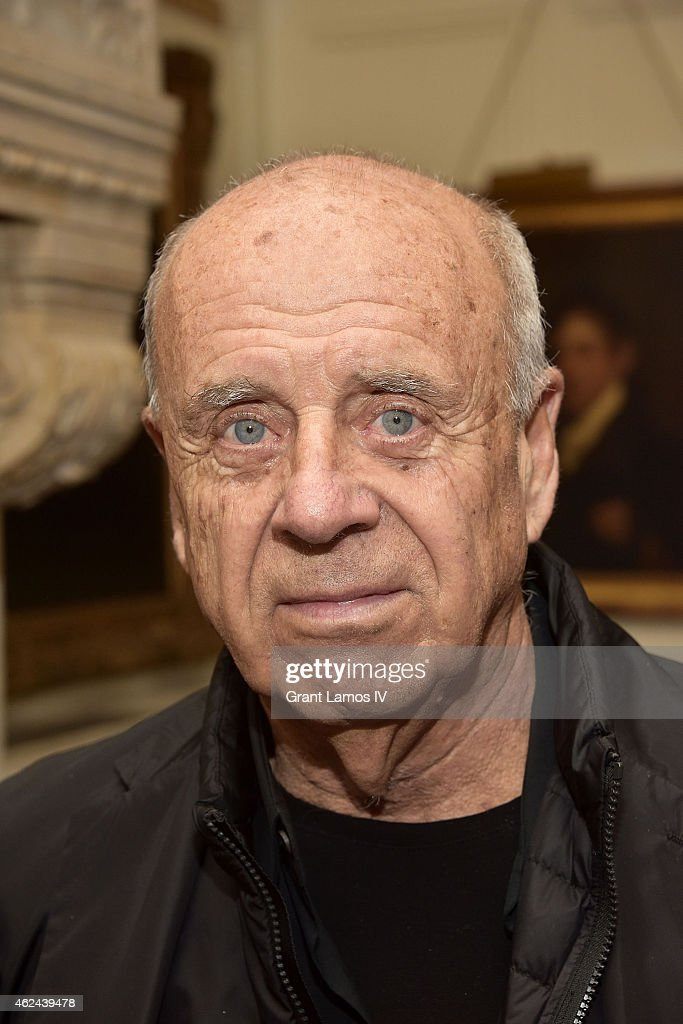 Photographer Ralph Gibson attends the 'Shakespeare Uncovered' premiere at The Players Club on January 28, 2015 in New York City.
