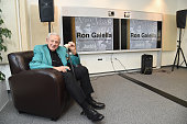 Photographer Ron Galella attends his presentation of 'The Stories Behind the Pictures' at the Getty Images office on June 29 2016 in New York City