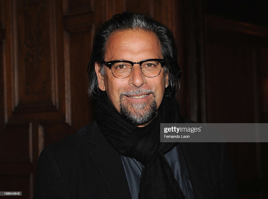Photographer Sante D'Orazio attends The Cinema Society With Chrysler & Bally Host The Premiere Of 'Stand Up Guys' After Party at The Plaza Hotel on December 9, 2012 in New York City.