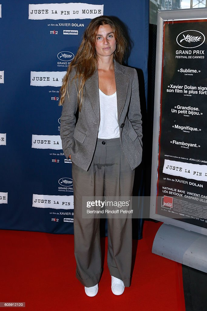 """Juste La Fin Du Monde"" Paris Premiere At MK2 Bibliotheque"