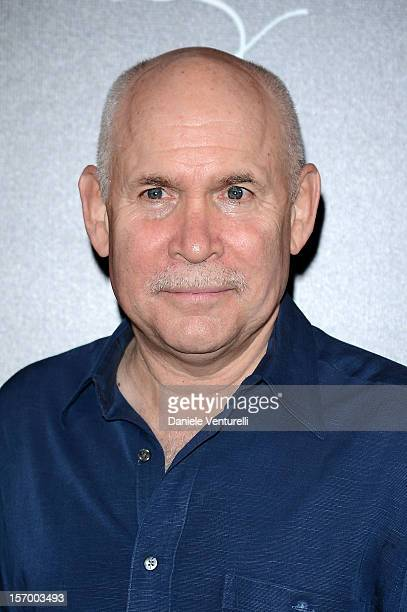 Photographer Steve McCurry attends the 2013 Pirelli Calendar Unveiling Press Conference at Hotel Palace Copacabana on November 27 2012 in Rio de...