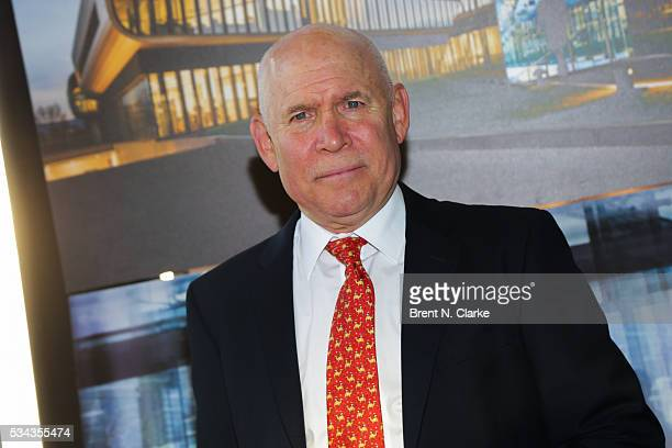 Photographer Steve McCurry attends watchmaker Vacheron Constantin's new collection launch event held at The Highline on May 25 2016 in New York City