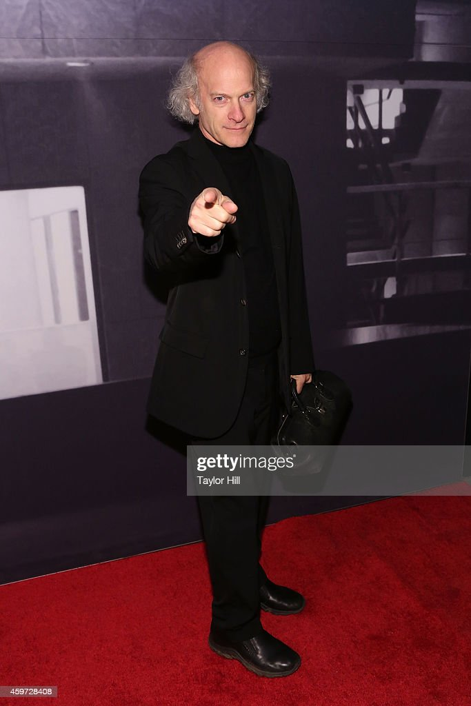 Photographer Timothy GreenfieldSanders attends The Whitney Museum Of American Art's 2014 Gala Studio Party at The Whitney Museum of American Art on...
