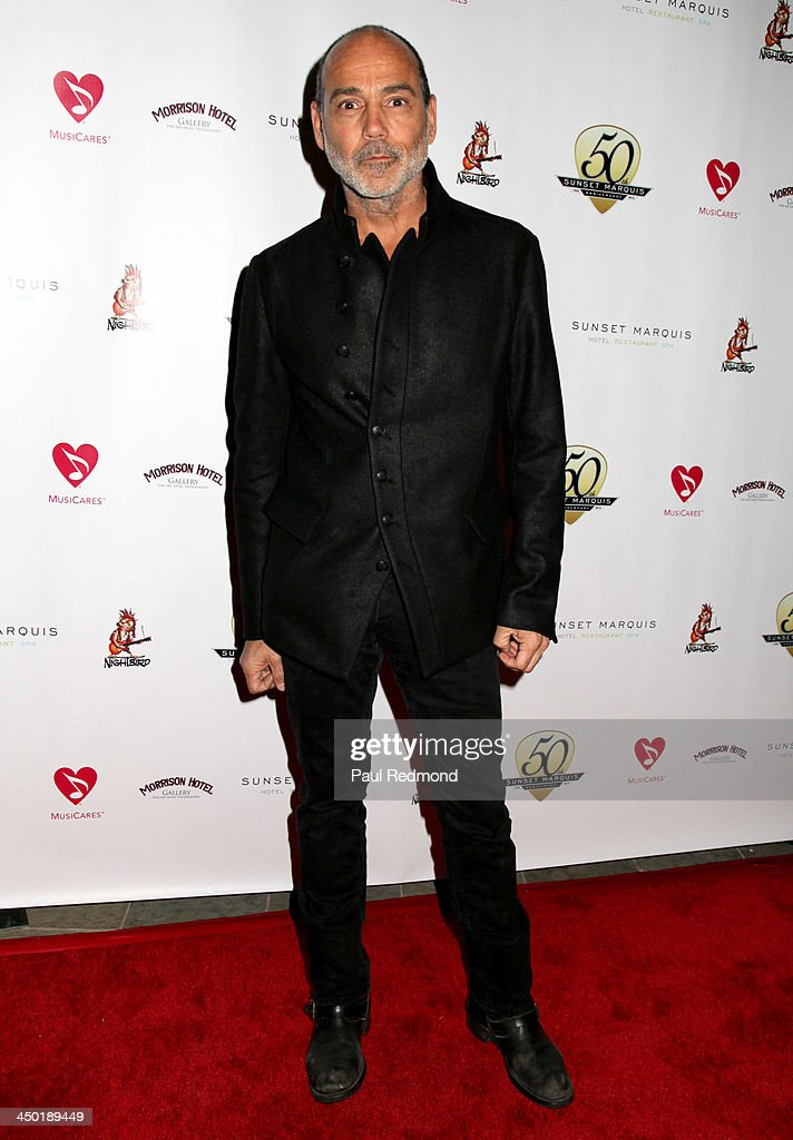 Photographer Timothy White attends Sunset Marquis Hotel 50th Anniversary Birthday Bash at Sunset Marquis Hotel & Villas on November 16, 2013 in West Hollywood, California.