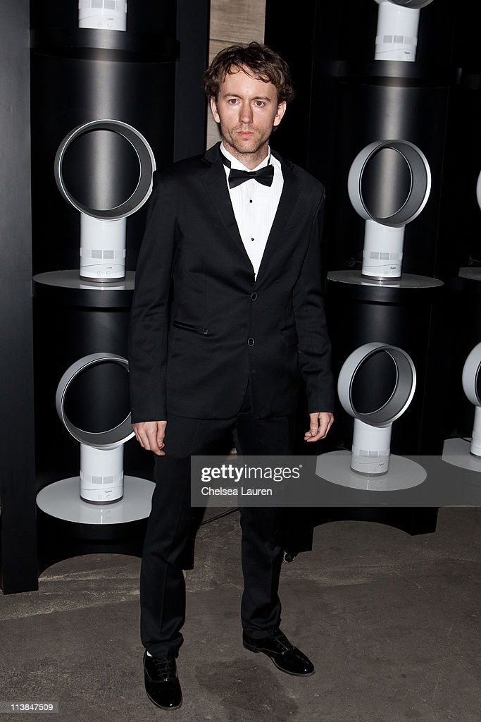 Photographer Tyler Shields arrives at Tyler Shields Presentation of his 'Life Is Not A Fairytale' Collection on May 7 2011 in Los Angeles California