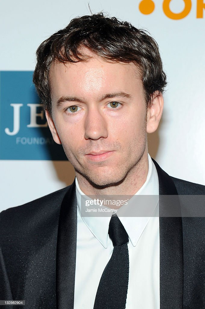 Photographer Tyler Shields attends the 9th annual Jed Foundation Infinite Possibilities Gala at Gustavino's on June 10 2010 in New York City