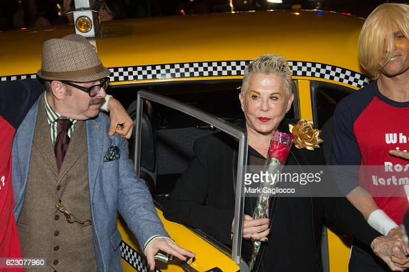 Photographer/Documentary subject Rose Hartman attends the 'The Incomparable Rose Hartman' Screening at the IFC Center on November 13 2016 in New York...