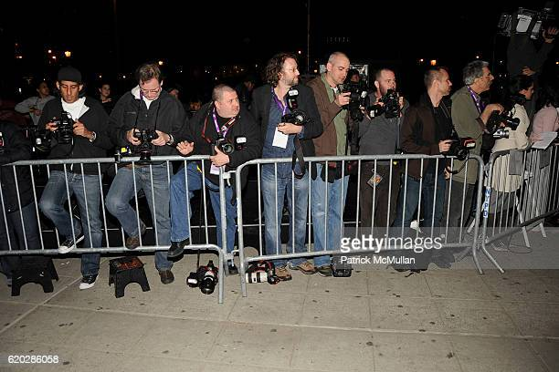 Photographers attends VANITY FAIR Tribeca Film Festival Party hosted by GRAYDON CARTER ROBERT DE NIRO and RONALD PERELMAN at The State Supreme...
