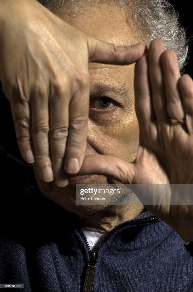 Photographer's eye : Stock Photo
